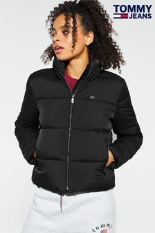 Tommy Jeans Black Modern Padded Jacket