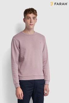 Farah Pink Pickwell Garment Sweater