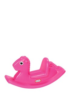 Little Tikes Magenta Rocking Horse