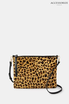 Accessorize Leopard Carmela Bag