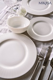 12 Piece Mikasa Cheers Bone China Dinner Set
