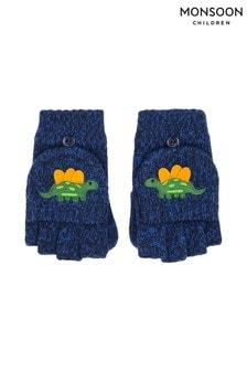 Monsoon 3D Dino Capped Gloves