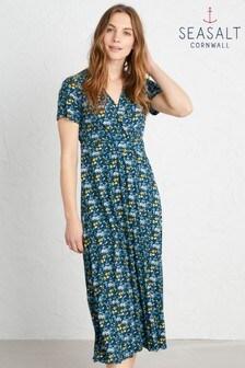 Seasalt Blue Chapelle Dress