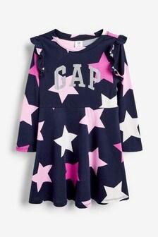 Gap Stars Logo Dress