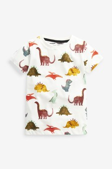 All Over Printed T-Shirt (3mths-7yrs)