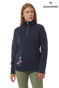 Craghoppers Blue Nina Fleece