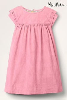 Mini Boden Pink Easy Everyday Dress