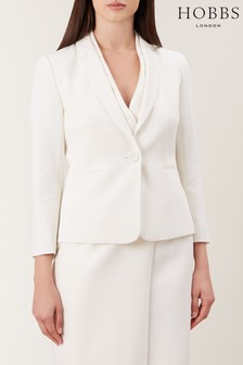 Hobbs White Morgan Blazer