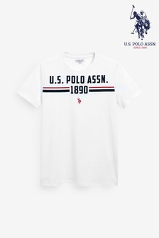 U.S. Polo Assn. Tri-Stripe Goal T-Shirt