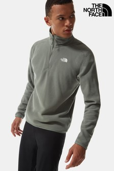 The North Face® Glacier Quarter Zip Fleece Top
