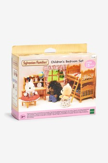 Sylvanian Families Children's Bedroom Set