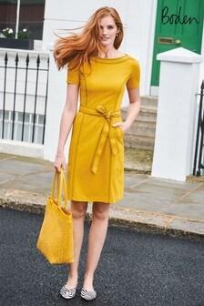 Boden Rebecca Ponte Shift Dress