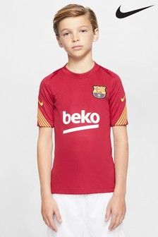 Nike Burgundy Barcelona Strike Top