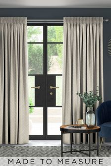 Arket Linen Natural Made To Measure Curtains