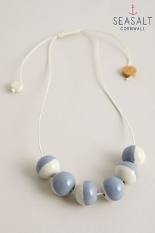 Seasalt Blue Waters Edge Necklace