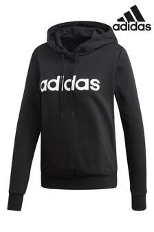 adidas Black Pullover Hoody