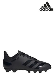 adidas Dark Motion Predator P4 Firm Ground  Junior & Youth Football Boots