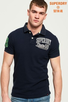 Superdry Classic Superstate Pique Poloshirt