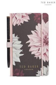 Ted Baker Mini Notebook & Pen Set