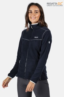 Regatta Blue Floreo II Full Zip Fleece