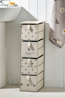 Bee Print Drawers