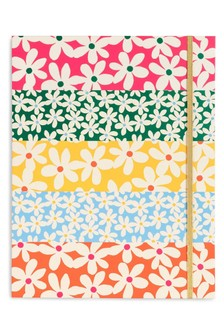 ban.do Get It Together Daisies File Folder
