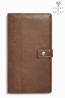 Ashby & Brant Travel Wallet
