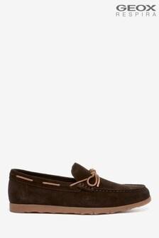 Geox Men's Calarossa Brown Shoes