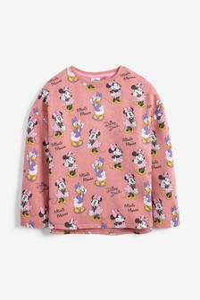 Minnie Mouse™ and Daisy Duck Licence Crew (3-16yrs)