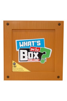 What's In The Box Challenge