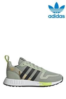 adidas Originals Grey/Black Smith Runner Trainers