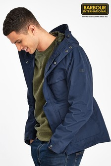 Barbour® International Blue Holborn Jacket