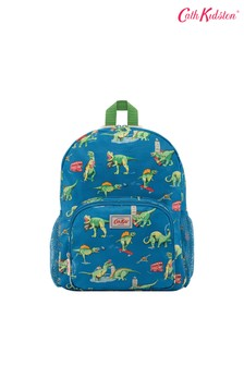 Cath Kidston® Blue Kid Rucksack With Mesh Pocket