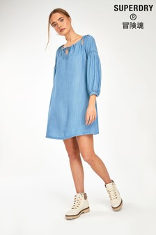 Superdry Denim Dress