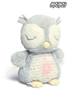 Always Love You Light & Sounds Sensory Toy Owlbie By Mamas & Papas