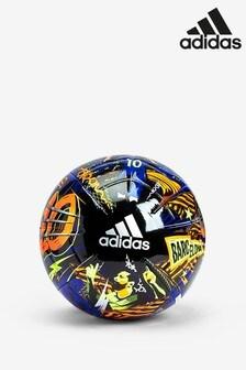 adidas Navy Messi Football