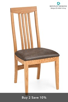 Set of 2 High Park Dining Chair by Bentley Designs