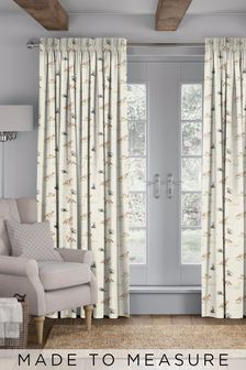 Wildlife Made To Measure Curtains