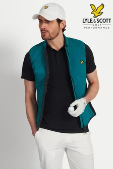 Lyle & Scott Golf Gilet