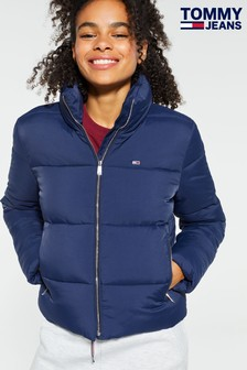 Tommy Jeans Navy Modern Padded Jacket