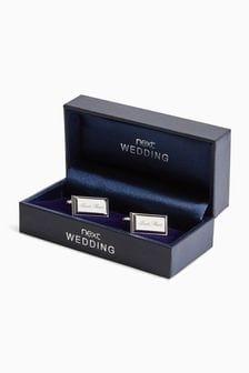 Свадебные запонки Best Man