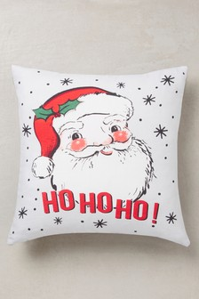 Ho Ho Ho Santa Cushion
