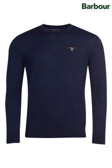 Barbour® Crest Knit Crew Top