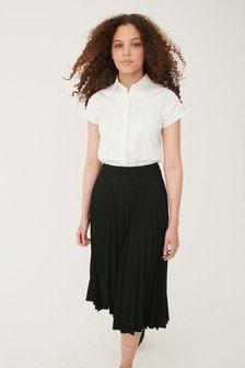 Senior Pleat Midi Skirt (9-17yrs)