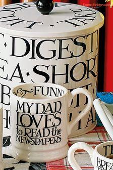 Emma Bridgewater Black Toast I Love My Dad Boxed Mug