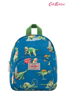 Cath Kidston® Blue Kids Rucksack With Chest Strap