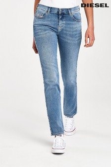 Diesel® D-Slandy Straight Fit Jeans