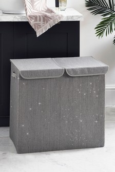 115L Sparkly Laundry Sorter