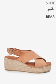 Shoe The Bear Orchid Wedges