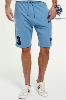 U.S. Polo Assn. Player 3 Sweat Shorts